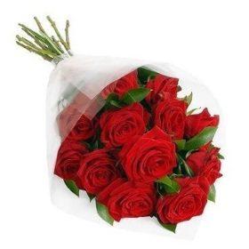 букет с тобой розы