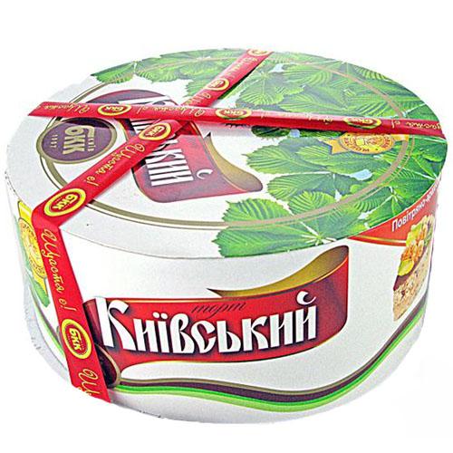 Торт Киевский (450 гр) фото