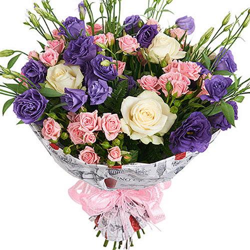 """Букет """"Лучик"""" - заказать цветы с доставкой в Бердянске"""