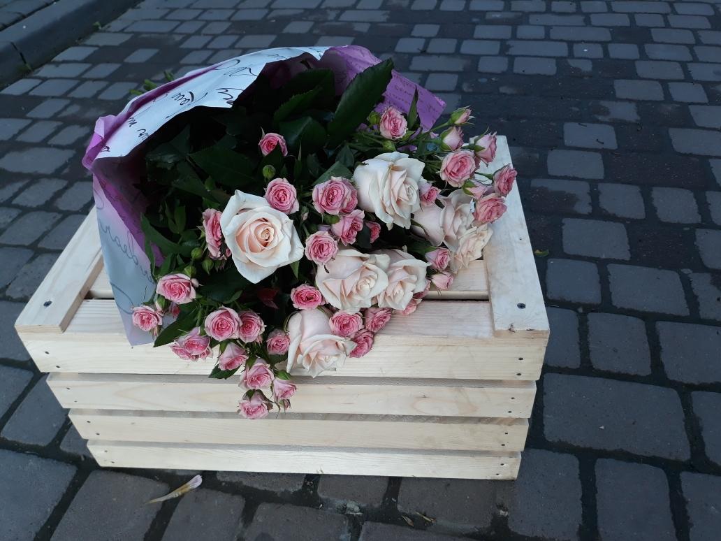 роза доставка цветов Бердянск