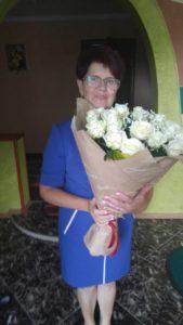 Доставка цветов Бердянск фотоотчет