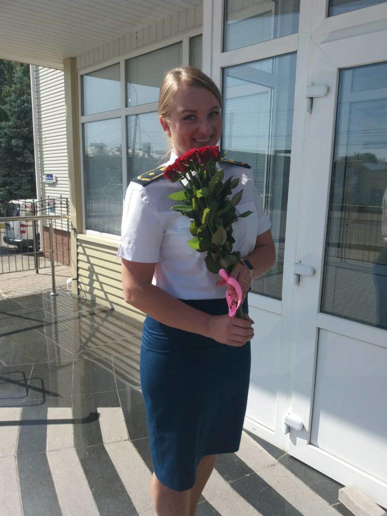 Фото товара 7 красных роз