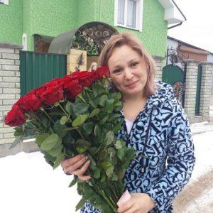 Фото товара 33 красные розы
