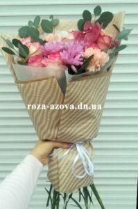 купить цветы в мариуполе