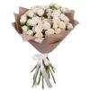 букет 15 кустовых роз фото