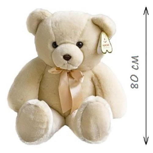 Мишка (80 см) мягкая игрушка фото