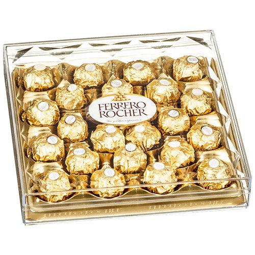 """Фото товара Коробка конфет """"Ferrero Rocher"""""""