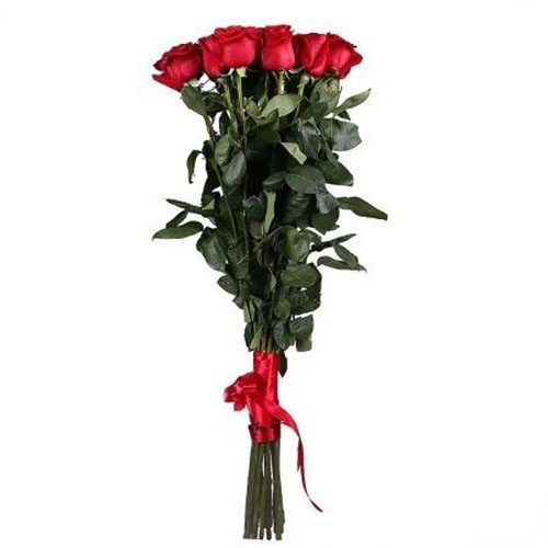 фото букета 11 метровых роз