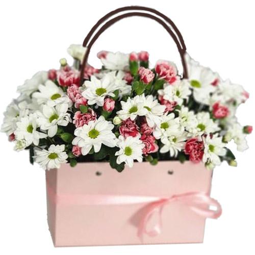 Фото товара Рожева сумочка