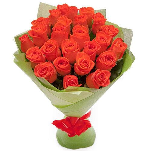 """Фото товара 25 троянд """"Вау"""""""