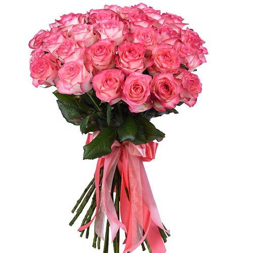 """Фото товара 33 троянди """"Джумілія"""""""