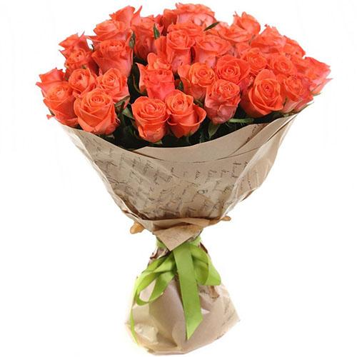 """Фото товара 51 троянда """"Вау"""""""
