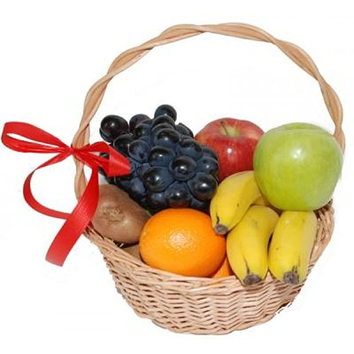 Фото товара Малий кошик фруктів