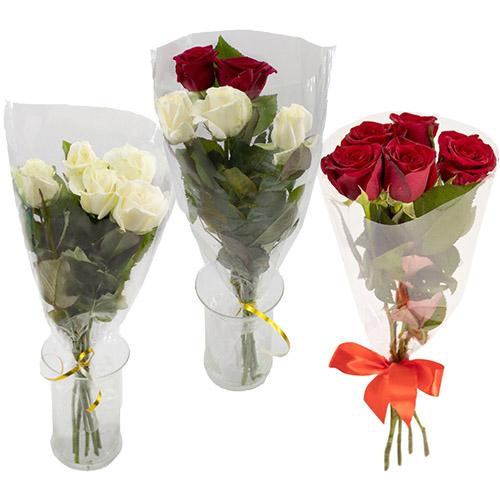 Фото товара 5 троянд