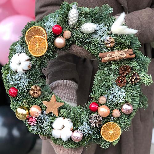 Фото товара Різдвяний вінок