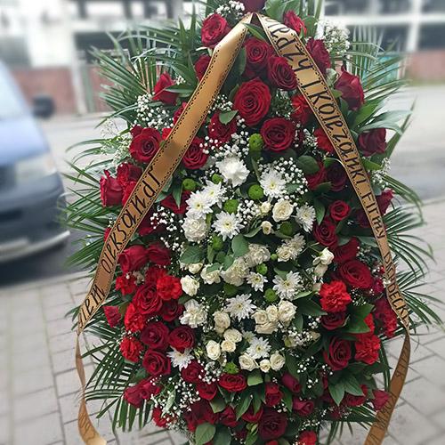 Фото товара Вінок на похорон №3