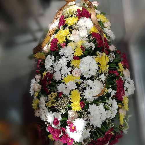 Фото товара Венок на похороны №5